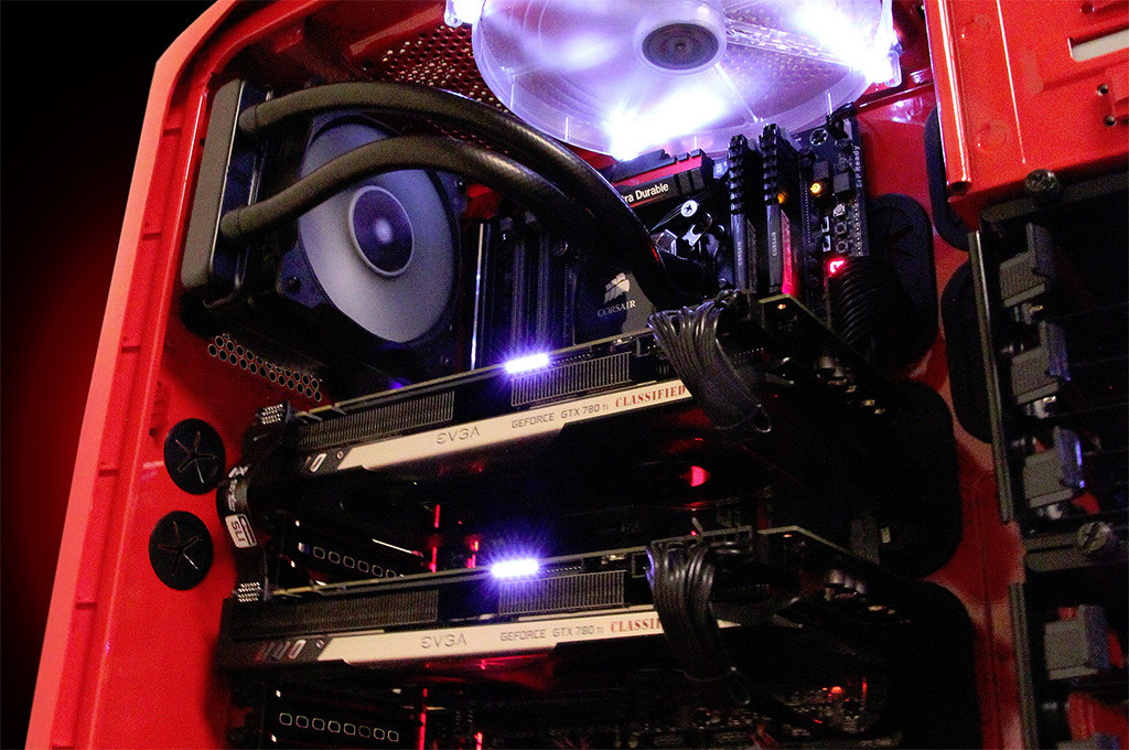 intel gaming access giveaway xotic pc partners with intel for the new intel core i7 3582