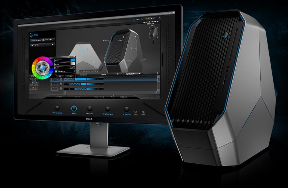Alienware Unveils The New Area-51 Gaming Desktop