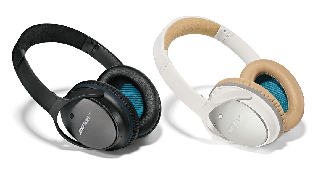Bose Introduces the QuietComfort 25 Acoustic Noise Cancelling ...