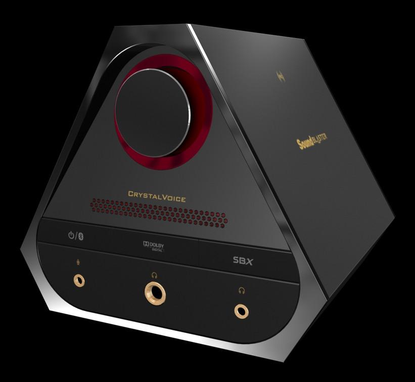 Creative Reveals the Sound Blaster X7 | TechPowerUp