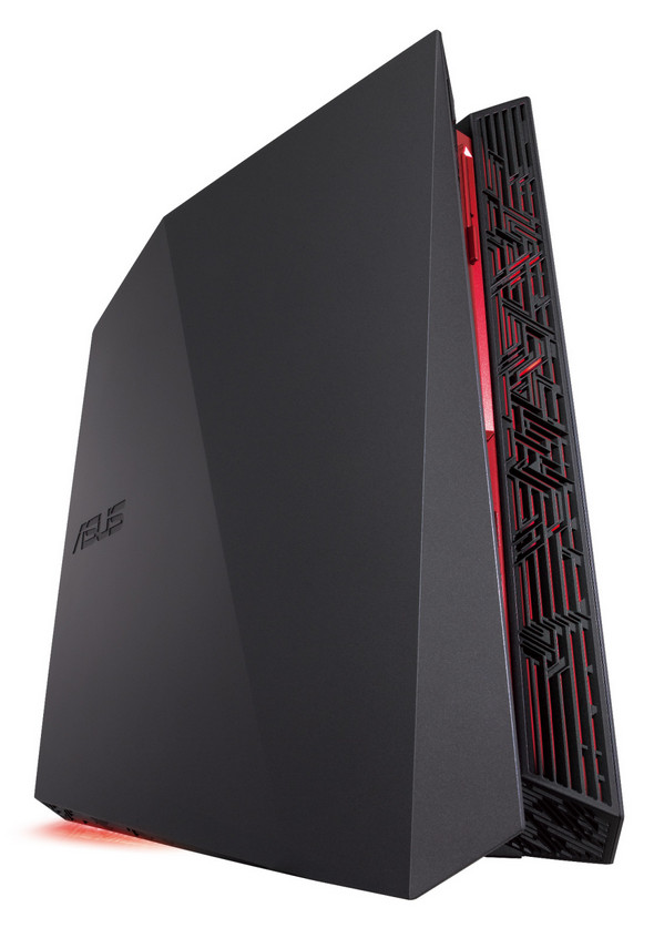 asus republic of gamers announces g20 compact gaming pc. Black Bedroom Furniture Sets. Home Design Ideas