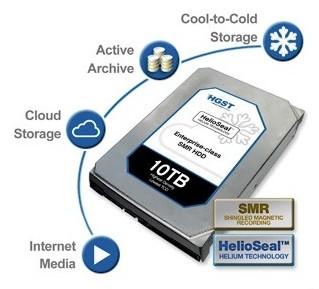 first storage device