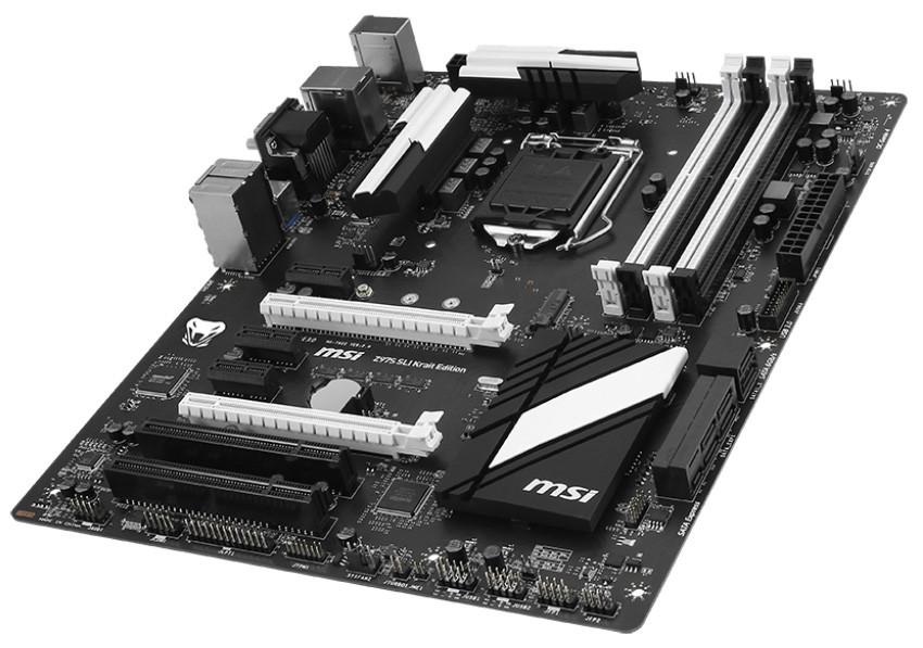 MSI Z97S SLI Krait Edition Motherboard Starts Selling