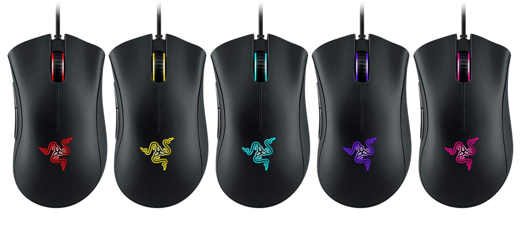 Razer DeathAdder Chroma Gaming Mouse Launched | TechPowerUp