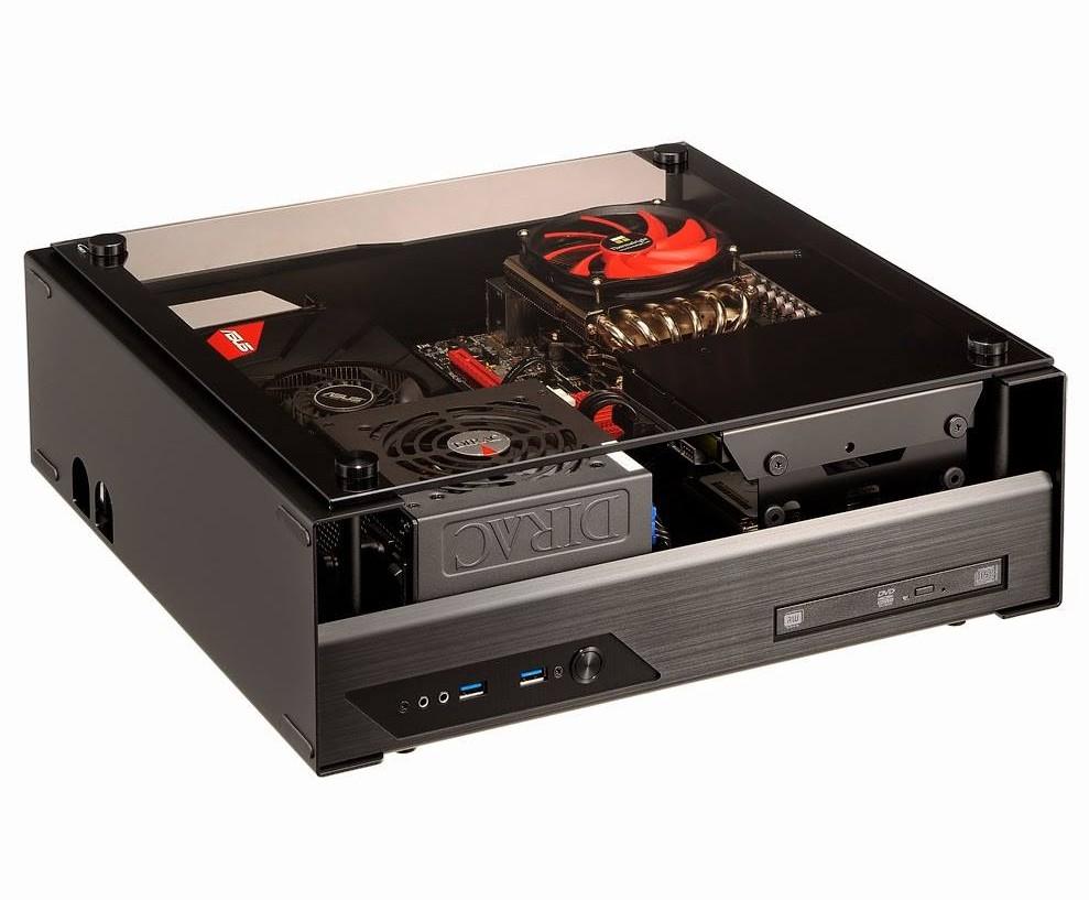 Lian Li Shows Off PC-05, PC-06, and PC-07 Case Prototypes ...