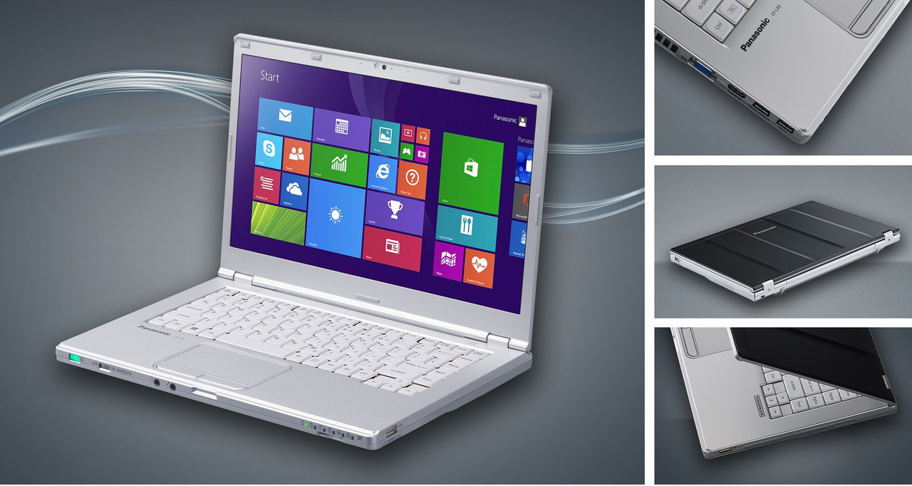 Panasonic Launches The Toughbook Cf Lx3 Rugged Notebook