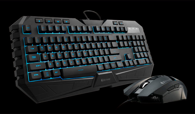 Cooler Master Unveils The Cm Storm Octane Keyboard And