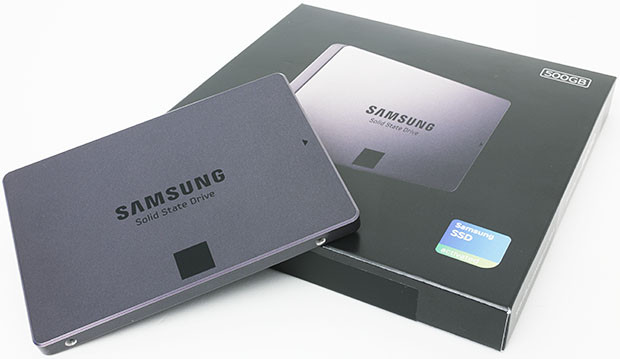 Samsung Outs SSD 840 EVO Firmware Update, Fixes Slow Reads