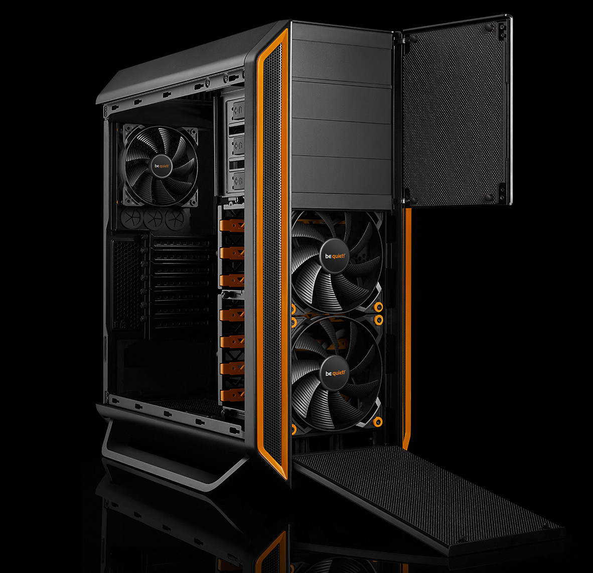 Be Quiet! Announces its First High-end PC Case ...