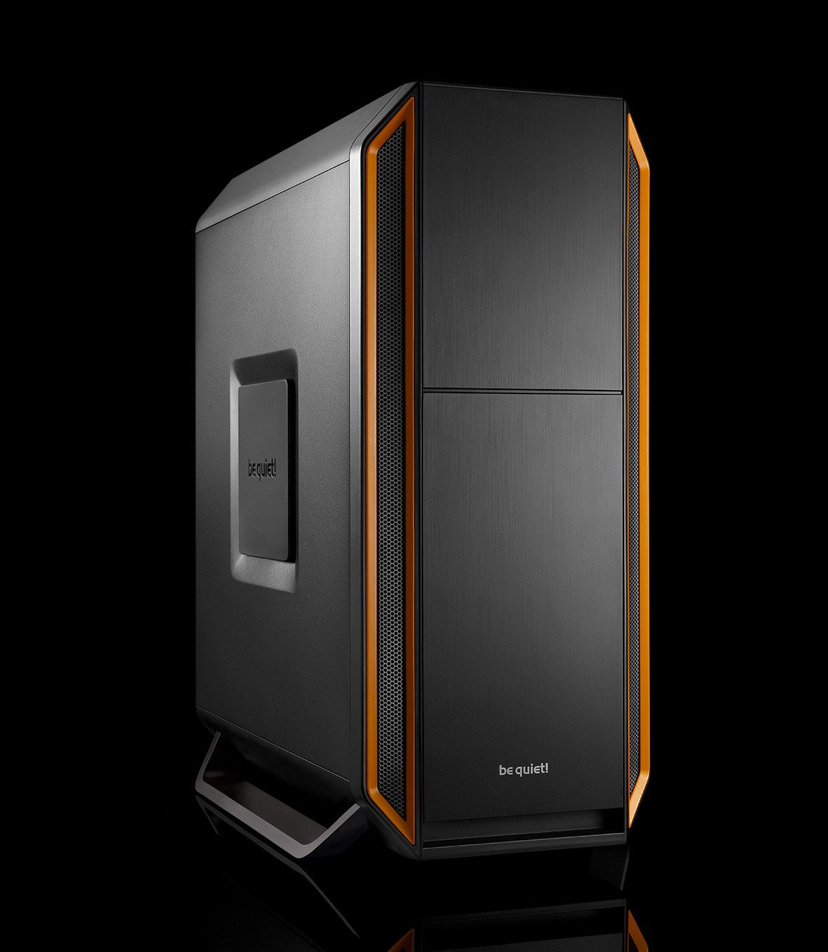 Be Quiet Announces Its First High End Pc Case Techpowerup