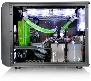 Thermaltake Releases New Stackable Core V21 Micro Atx