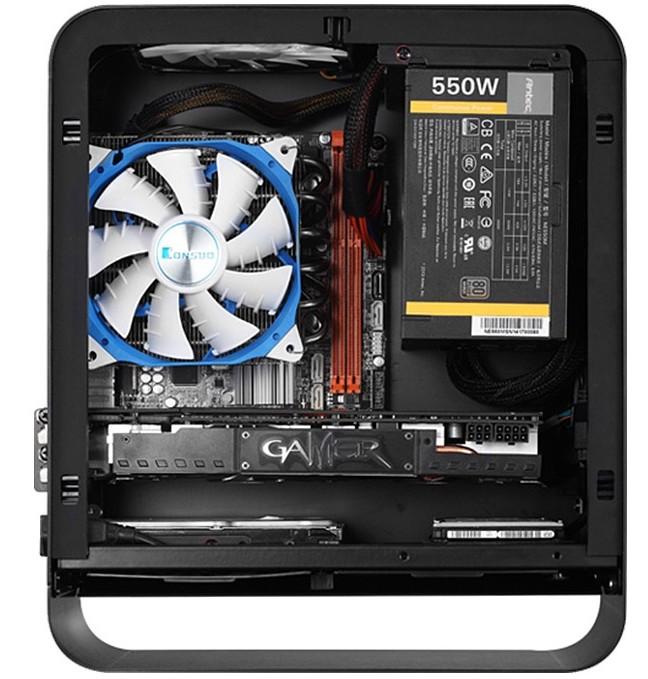 Cooltek UMX1 Plus intérieur