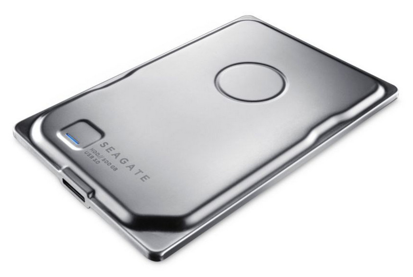 Seagate Launches The Seven Slim Portable Hard Drive