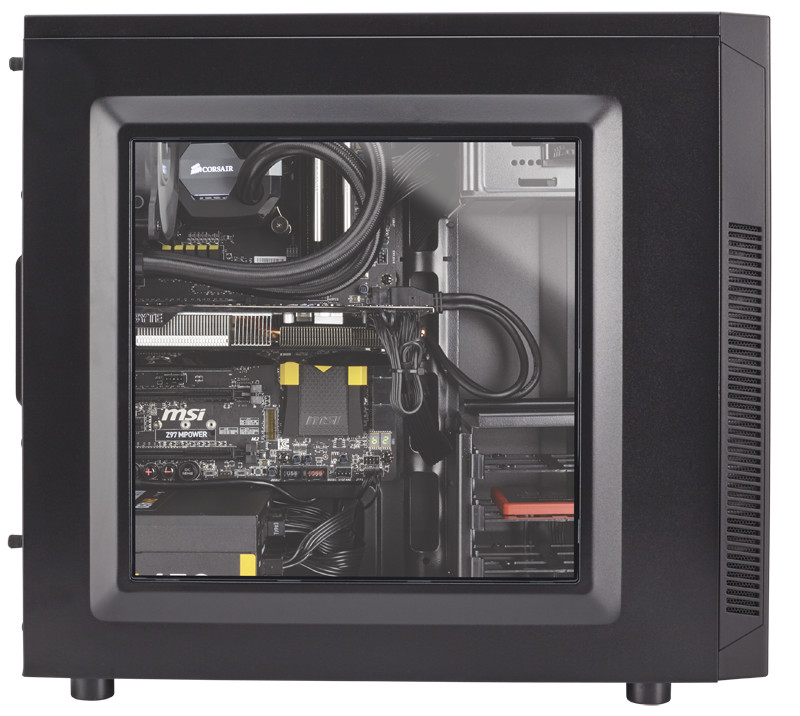 Corsair Announces The Carbide 100r Case Techpowerup