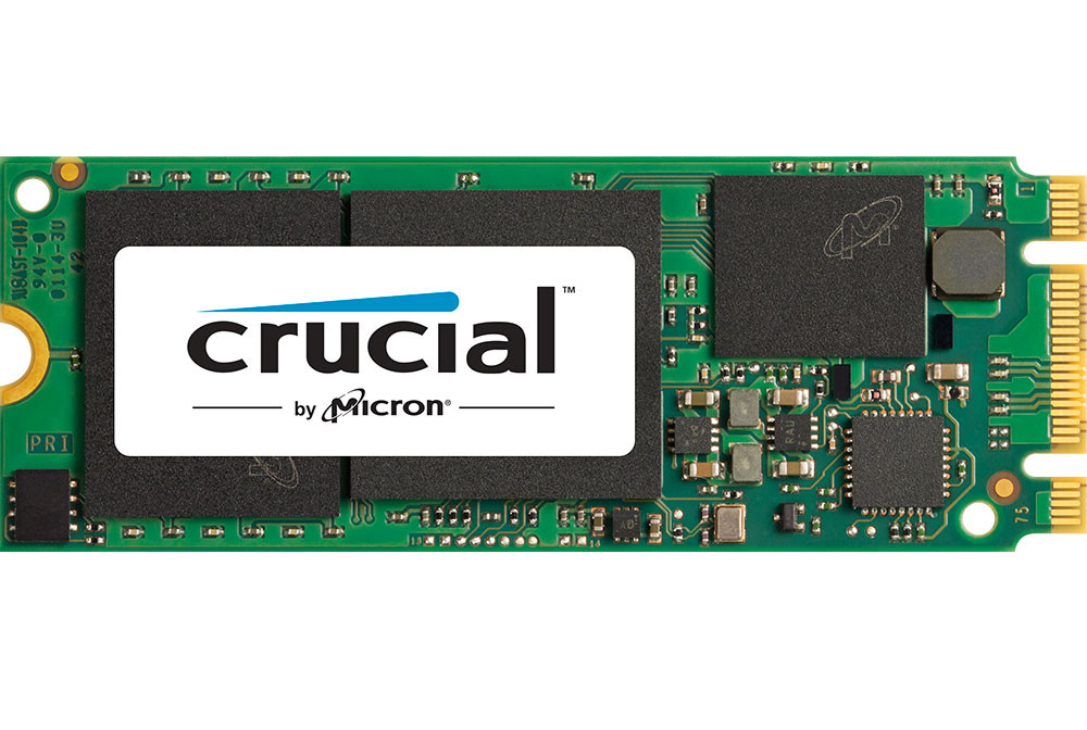 Crucial Introduces Next Generation Solid State Drives