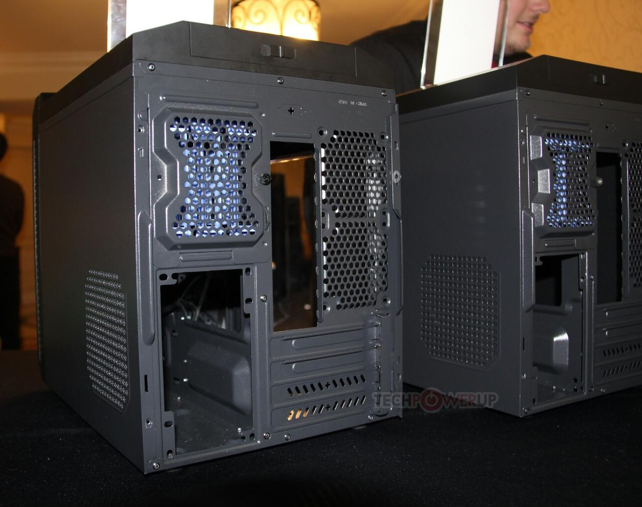 Antec Goes 2 Compartment With The P50 Techpowerup