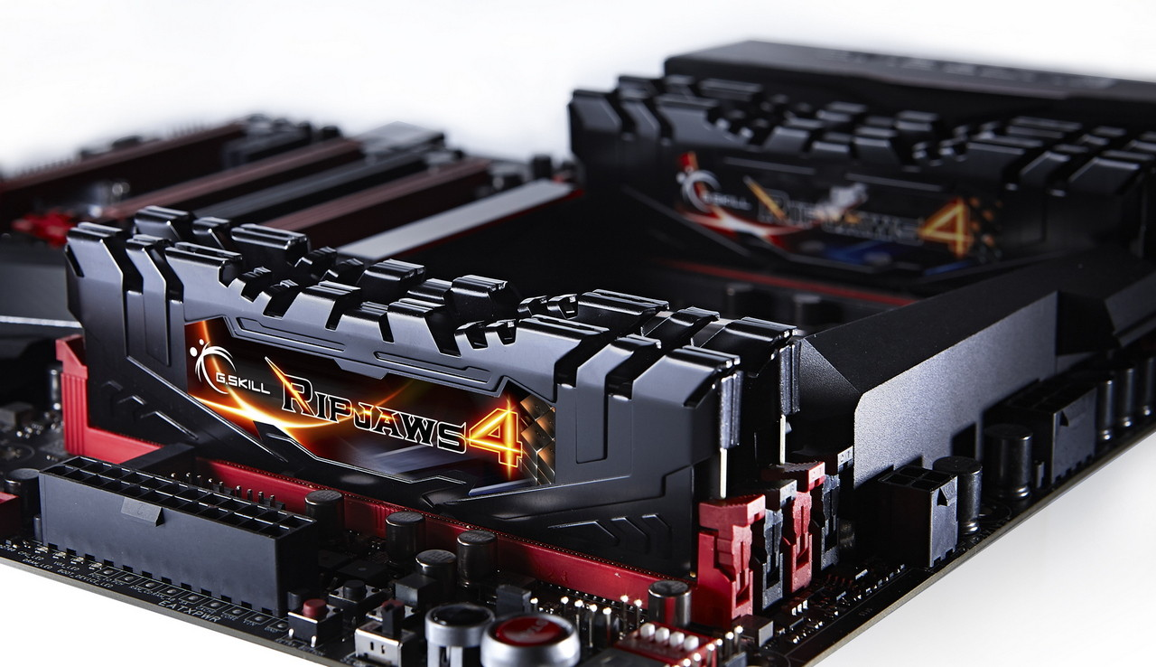 G SKILL Tops Fastest DDR4 Frequency Record Once Again at