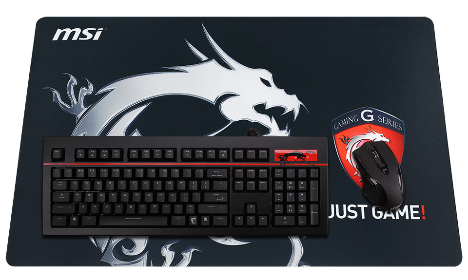 Msi Unveils Xield5 Gaming Mousepad Techpowerup Forums