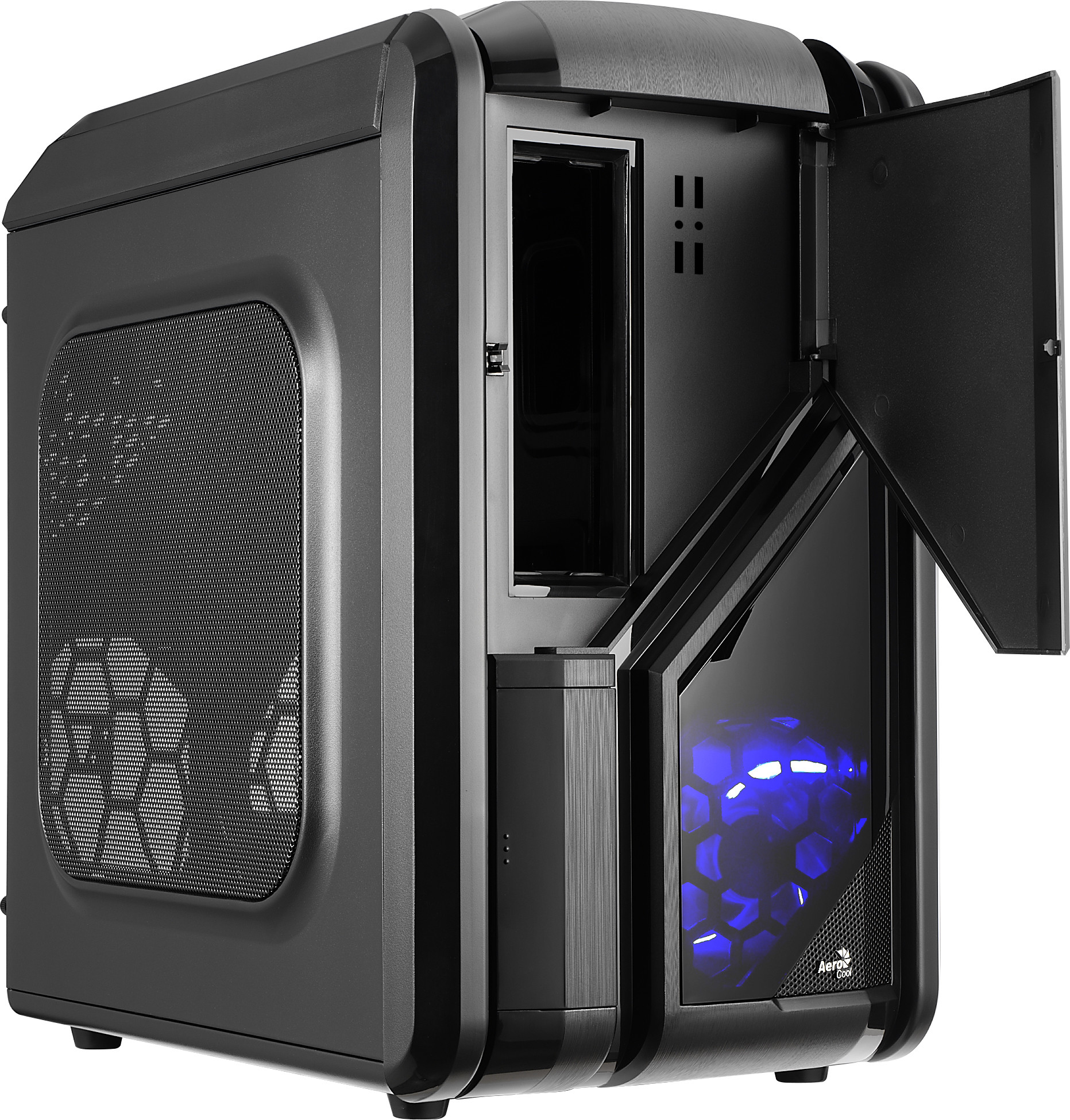 Aerocool Announces Gt Rs Atx Cube Chassis Techpowerup
