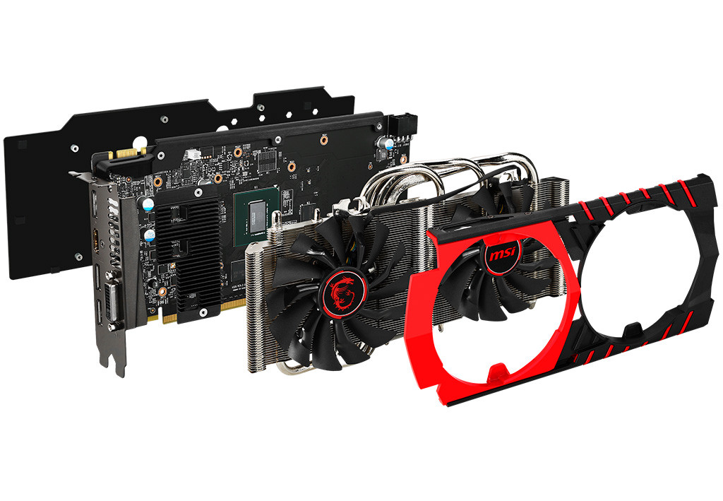 MSI Announces GeForce GTX 960 Gaming 4GB Graphics Card | TechPowerUp