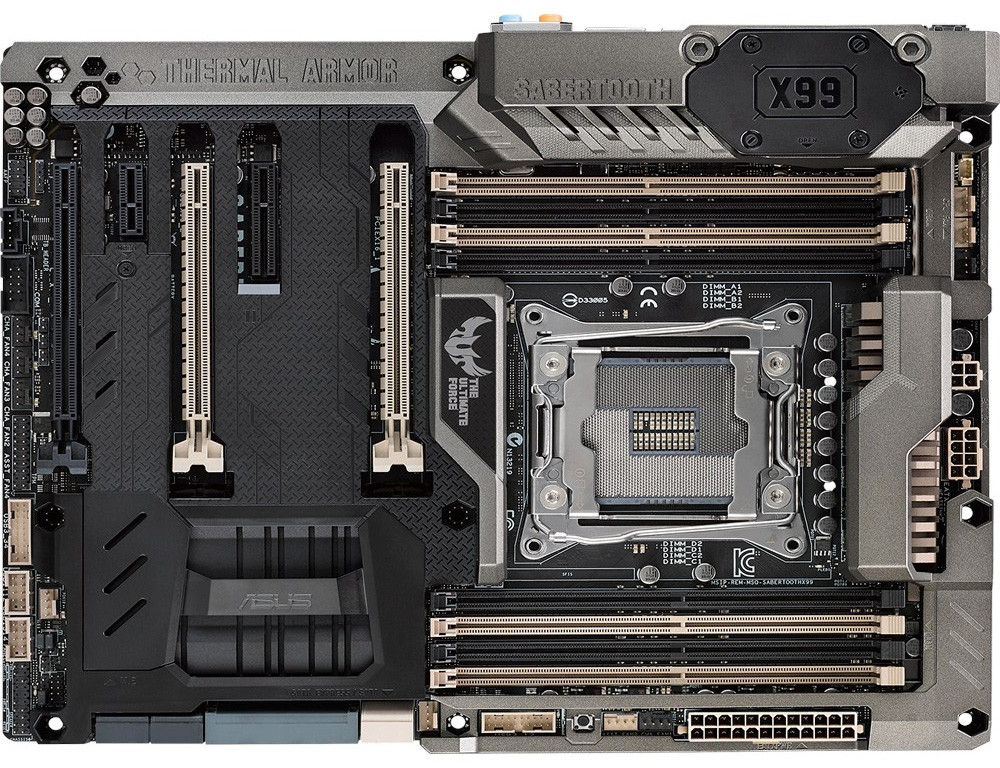 Asus SABERTOOTH X99 Intel RST Driver for Windows 7