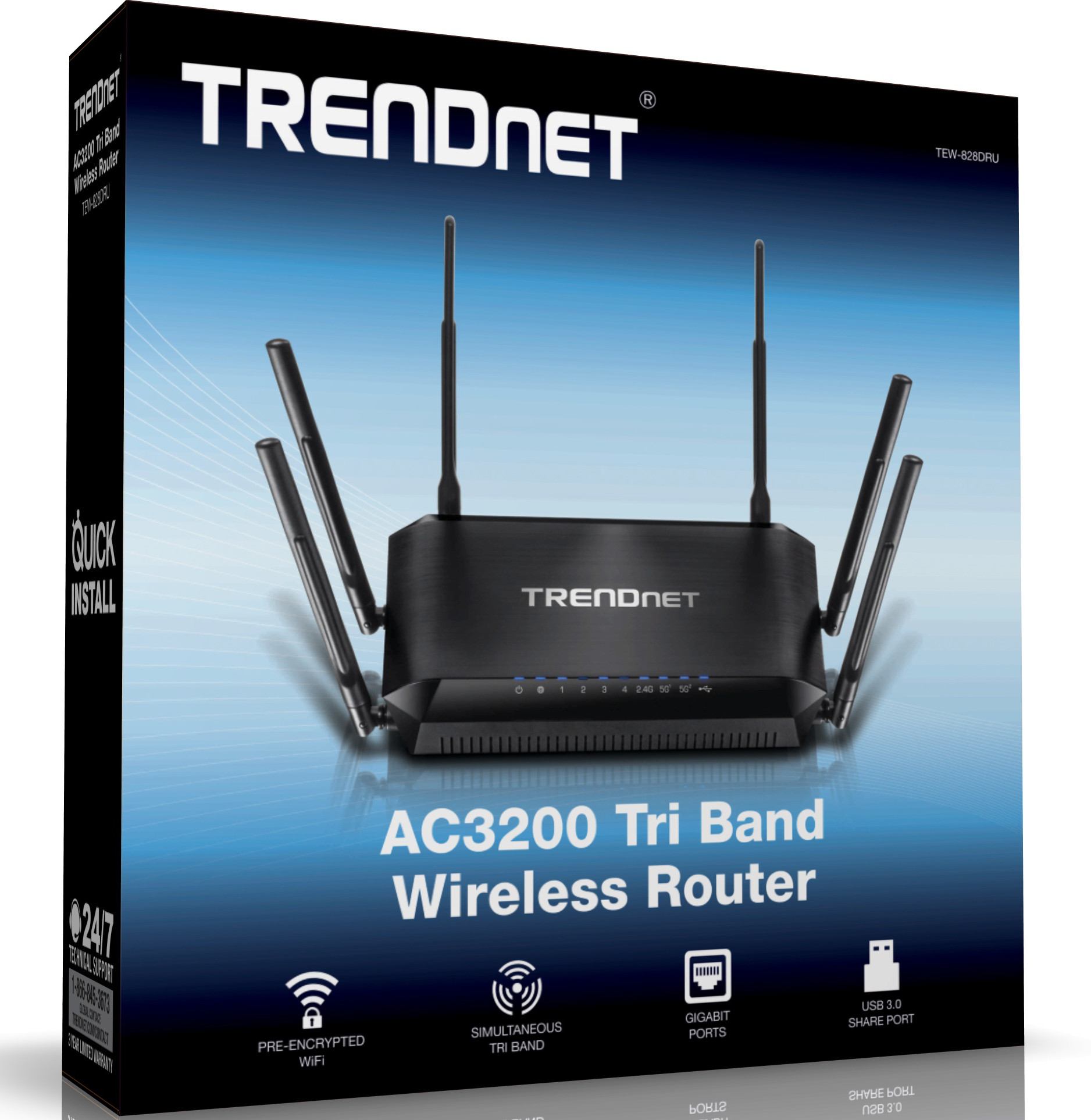 News Posts Matching Router Techpowerup Asus Rt Ac3200 Tri Band Wireless Gigabit Smartconnect Technology Further Increases Performance By Automatically Migrating Faster Wifi Ac Devices To The Highest Performing
