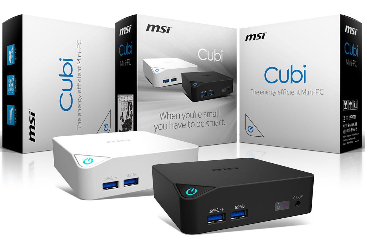 MSI Cubi 2 Plus Nuvoton CIR 64 Bit