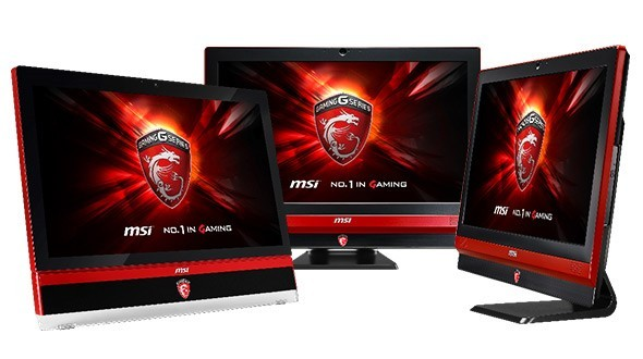MSI AG270 3K, MSI Gaming 24GE IPS и MSI Gaming 24GE 4K