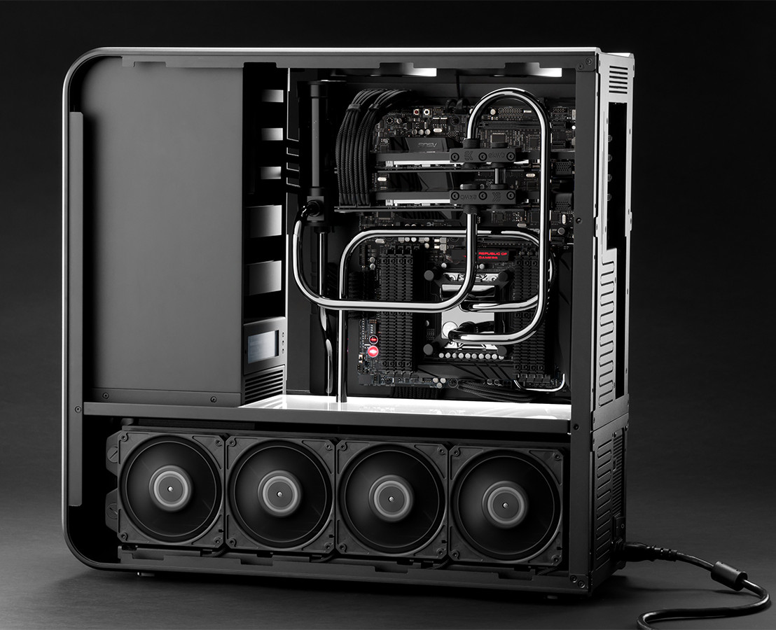 Xforma Presents The Mbx Mkii Limited Edition Pc Case