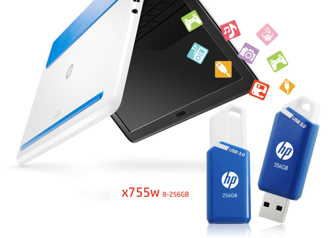 Image result for HP USB Flash Drive x755w 16GB 3.0