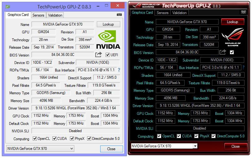 Techpowerup Announces Gpu Z 0 8 3 Techpowerup