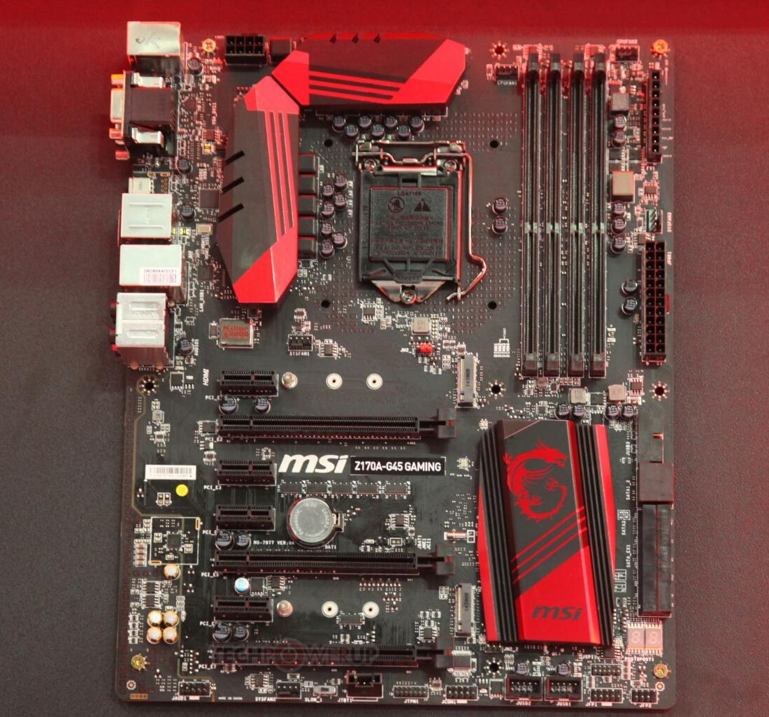 News Posts Matching X99 Techpowerup Team Elite So Dimm 4gb Ddr4 Pc2133 Ram Notebook Msi Next Generation Gaming Motherboards Pictured
