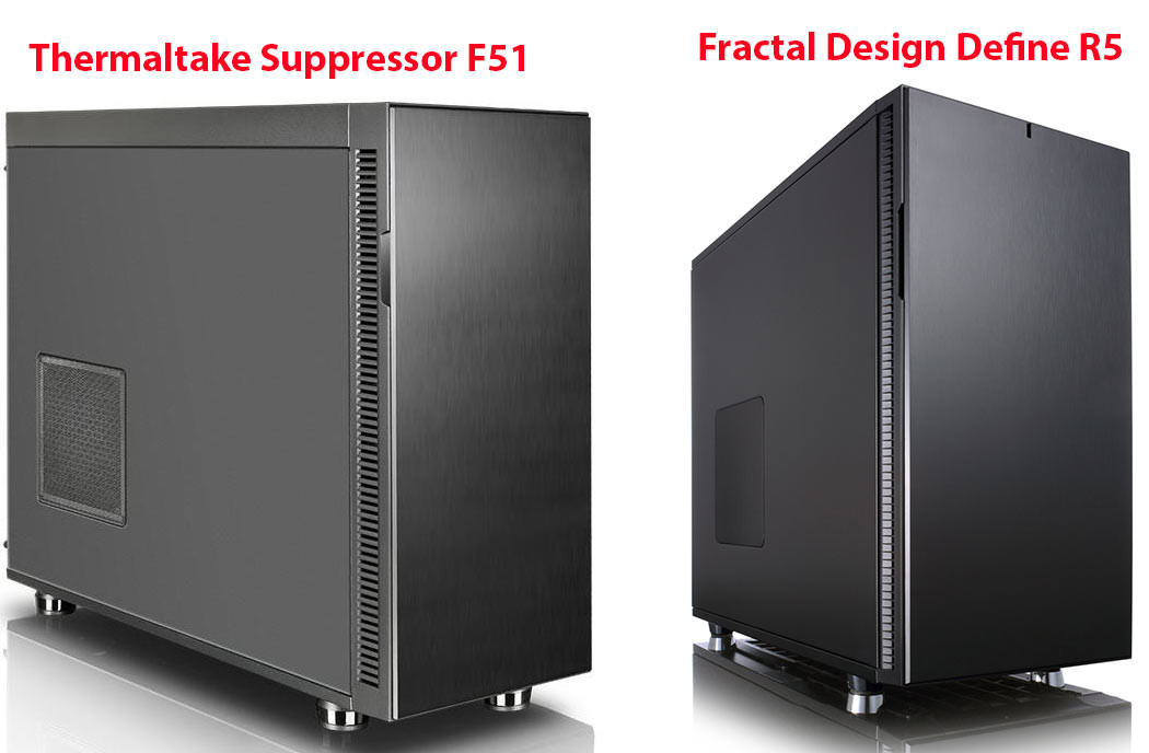 Thermaltake Draws Flack for Ripping Off Other Brands