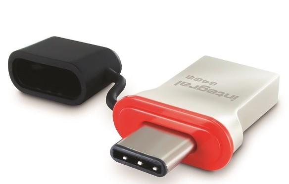c933857cdd2 Integral Memory Launches FUSION USB Type-C Flash Drive | TechPowerUp