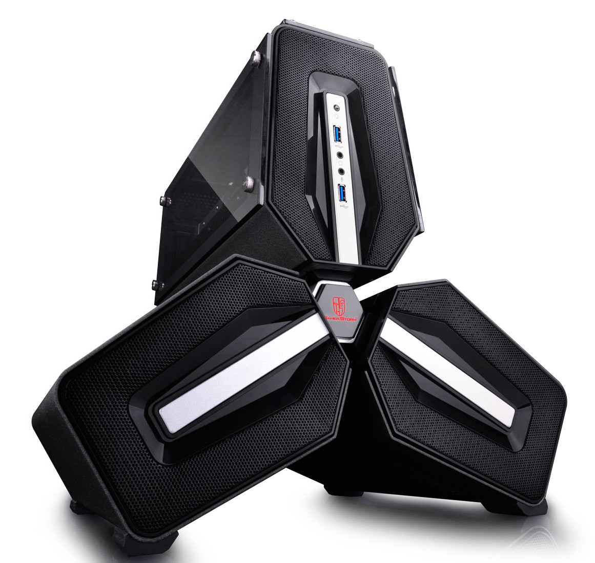 Cool Pc Cases With Glass Panels