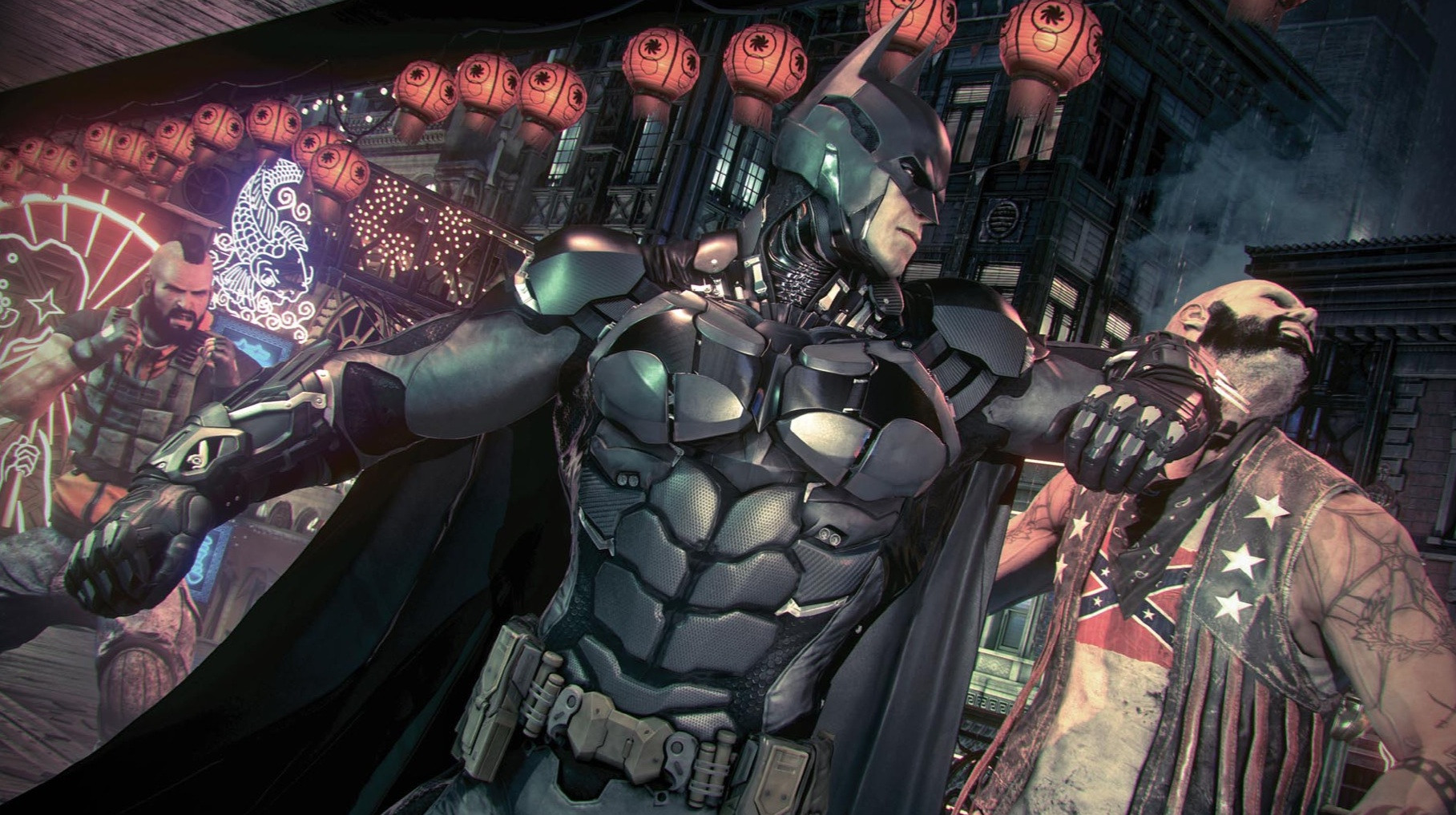 AMD Releases Catalyst 15 6 Driver for Batman: Arkham Knight