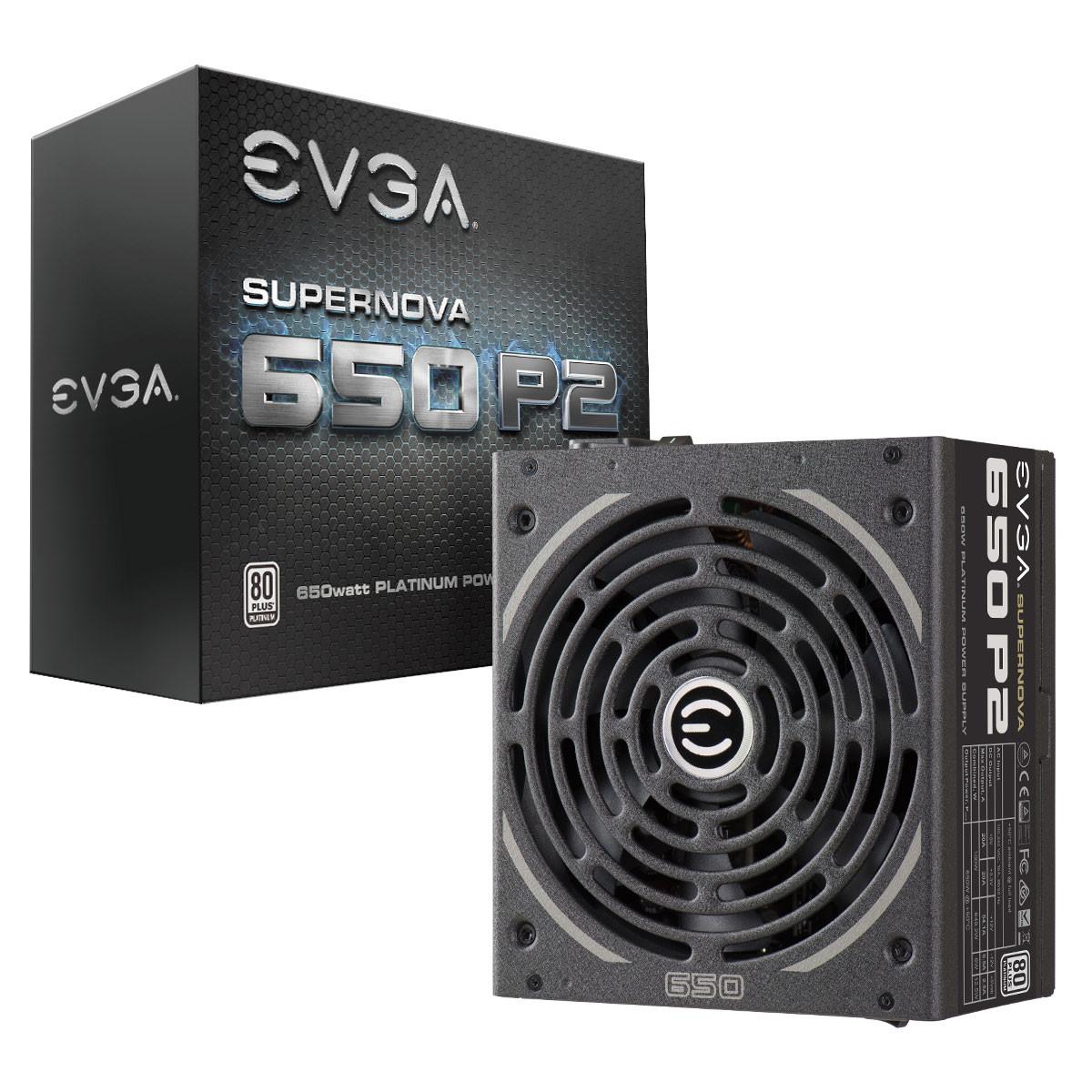 Evga Announces Supernova P2 Series 80 Plus Platinum Psus