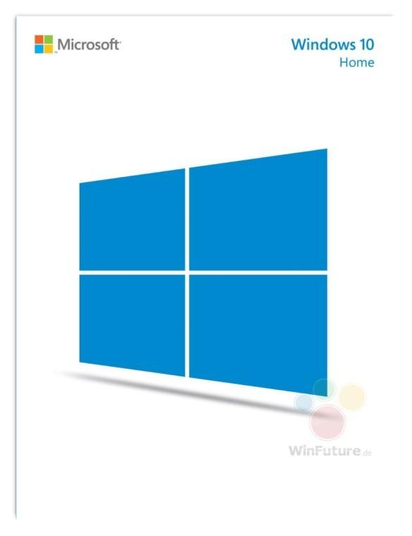 Windows 10 Retail Box Art Revealed Techpowerup Forums