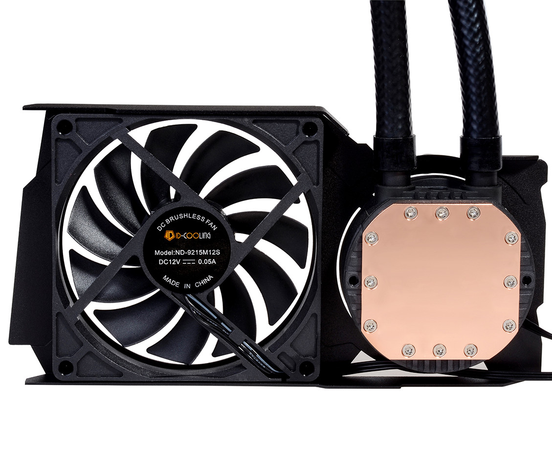 Cool Both Your Cpu And Gpu With Id Cooling Hunter Duet Aio