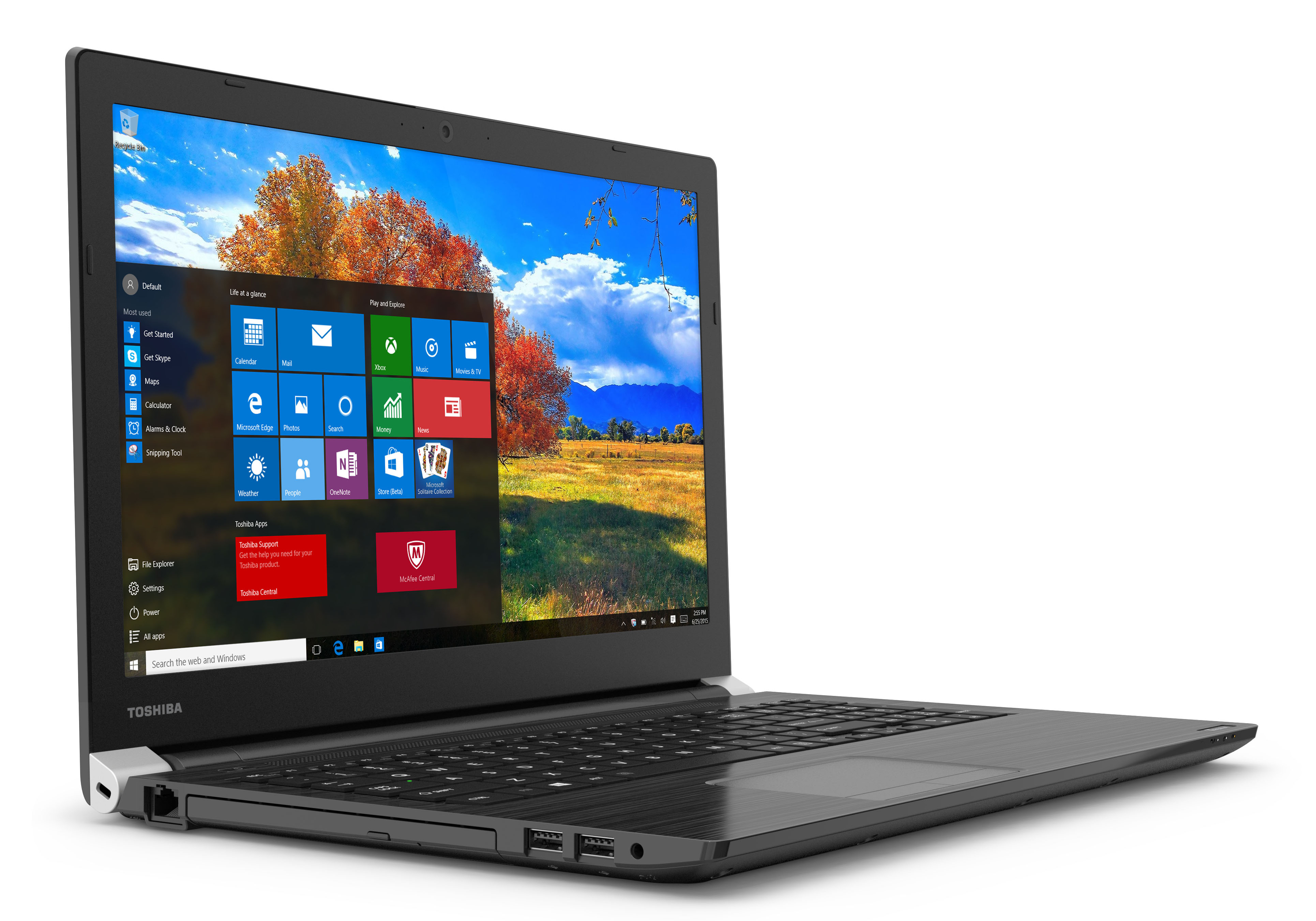 Toshiba expands smb offering with new windows 10 ready for Windows 10 pc