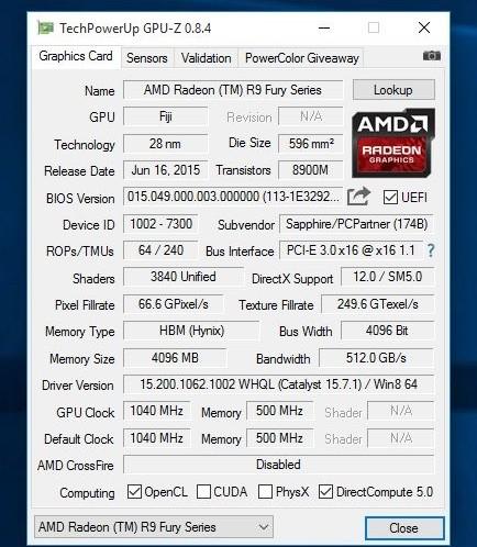 Some AMD GCN GPU Disabled Stream Processors Unlockable via