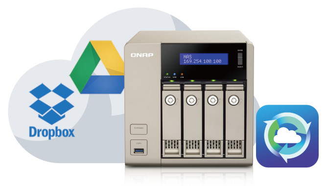 QNAP Enhances Cloud Backup Services with its Upcoming Cloud Drive