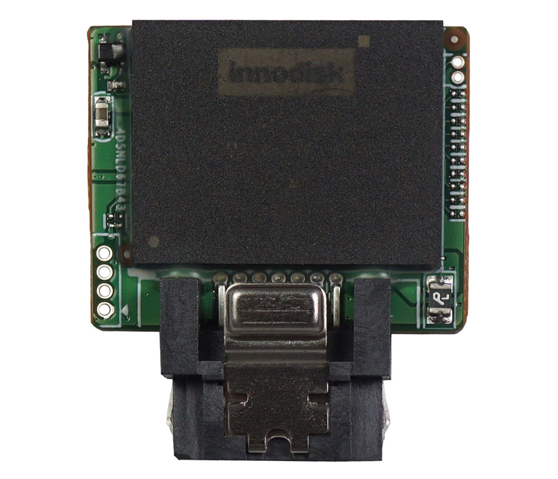 Innodisk Announces New Cable Less Sata Power Technology For Disk On Schematic Module Ssds