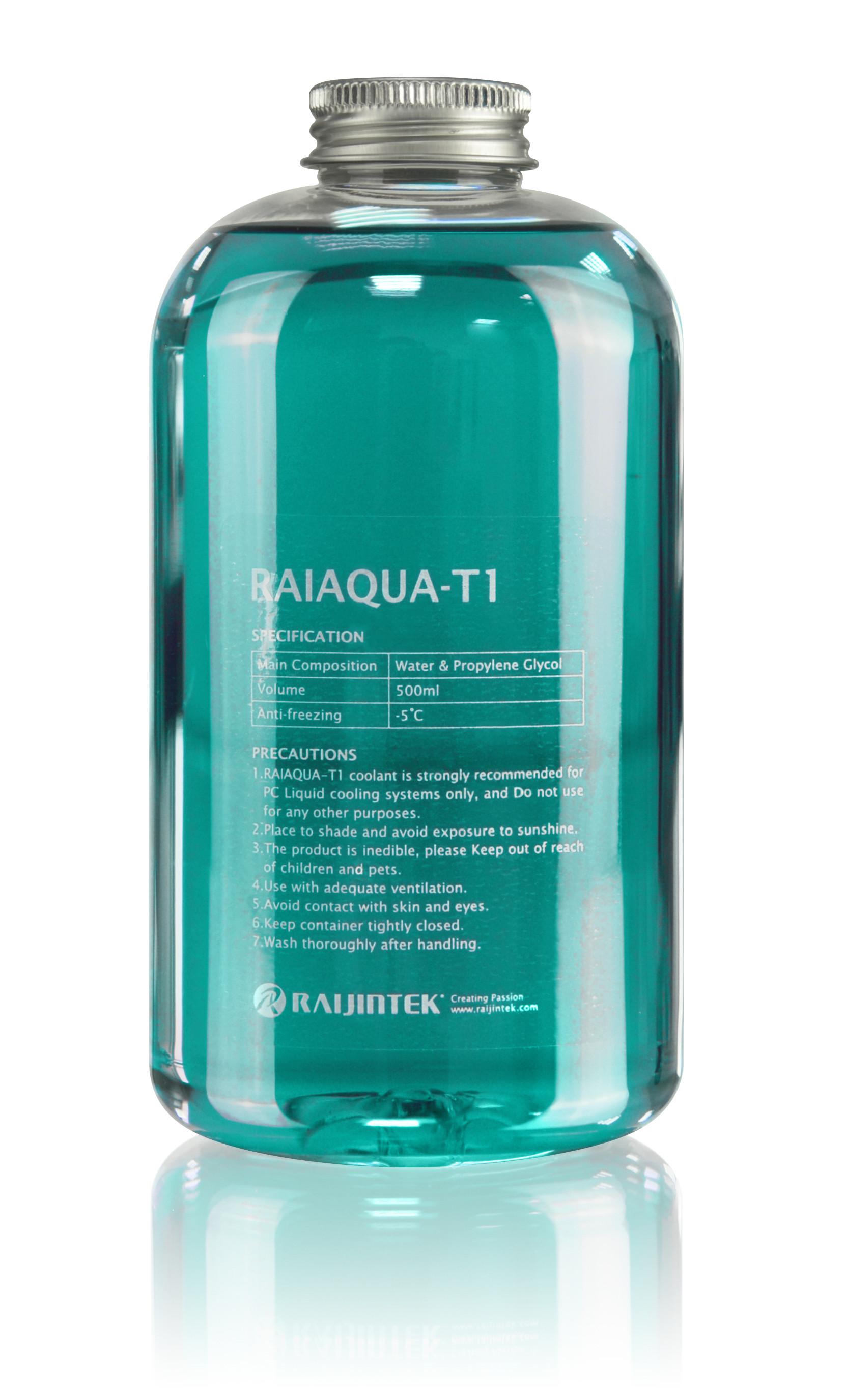 Raijintek Atlantis Line of DIY Watercooling Products Now