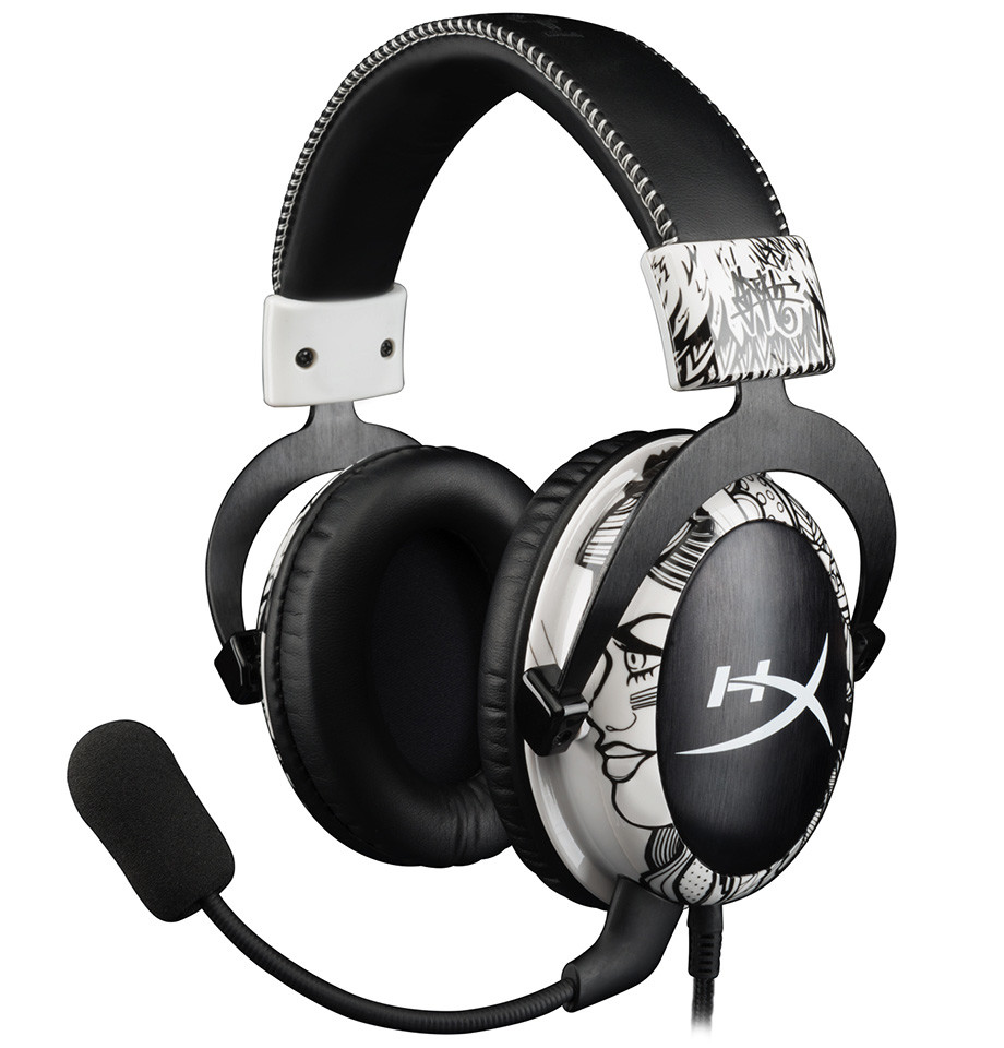 kingston announces the hyperx cloud mav edition headset techpowerup. Black Bedroom Furniture Sets. Home Design Ideas
