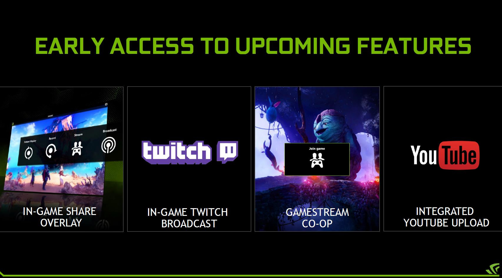 NVIDIA Adds Five New Features to GeForce Experience