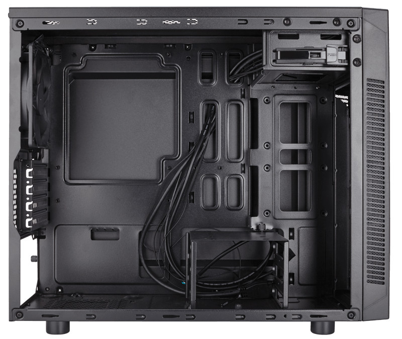 Corsair Unveils The Carbide Series 88r Micro Atx Chassis