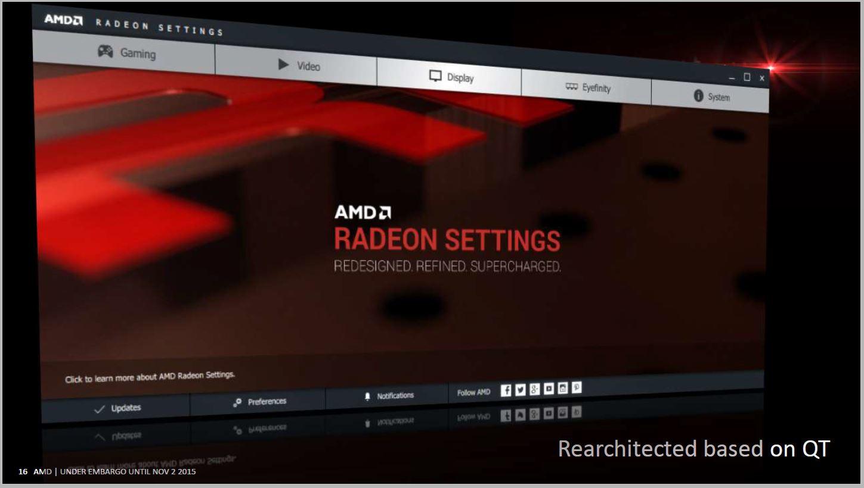 AMD Radeon Software Crimson Edition Detailed | TechPowerUp