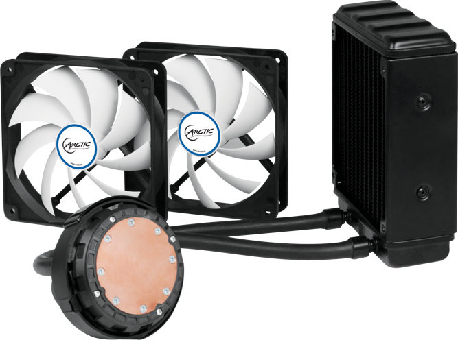 Arctic Announces Liquid Freezer Line Of Aio Liquid Cpu