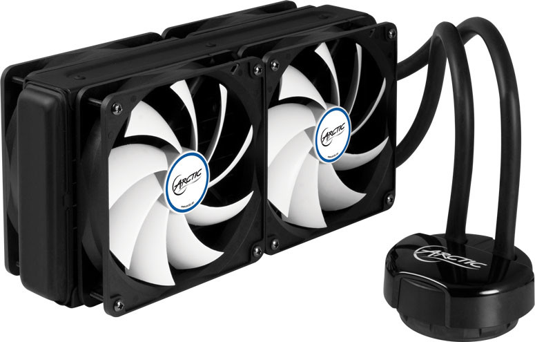 Arctic Announces Liquid Freezer Line Of Aio Liquid Cpu Coolers